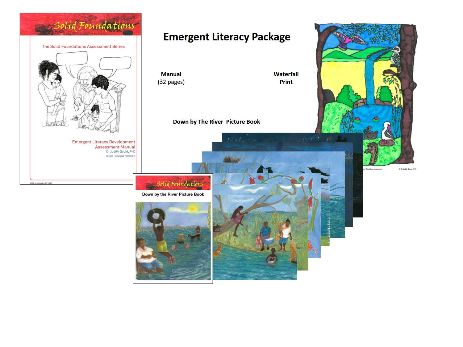 Emergent Literacy Assessment Package